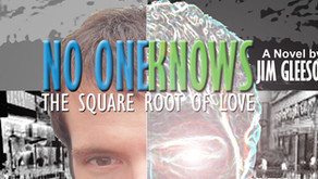 """Brief Excerpt from NO ONE KNOWS--Jim Gleeson's Second """"Novel About the Truth"""""""