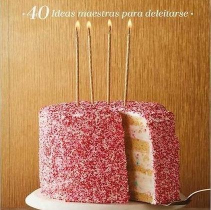 Libro de Recetas de Aniversario Popsy