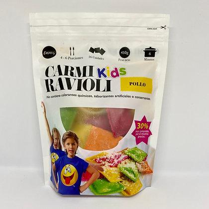Ravioli Pollo Kids x450G