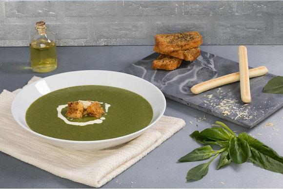 Sopa de Espinaca x250G