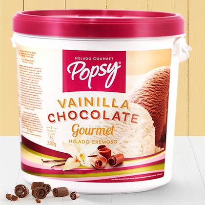 Balde Vainilla/Chocolate