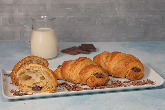Croissant Chocolate x 6