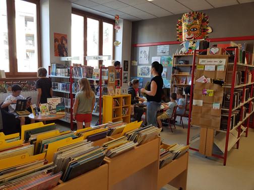 Bibliothèque de Frangy