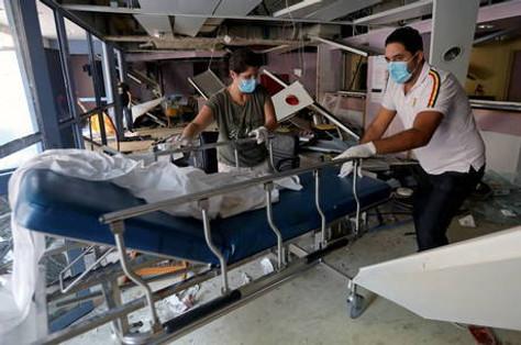 Mortes no Líbano passam de 150 e hospitais estão em situação crítica