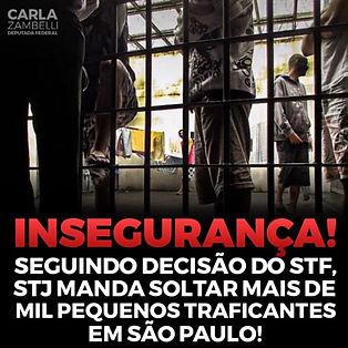 INSEGURANÇA !!!!