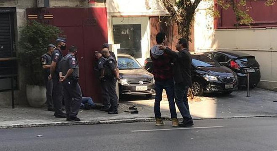 Fábio Wajngarten é vítima de tentativa de roubo em São Paulo.