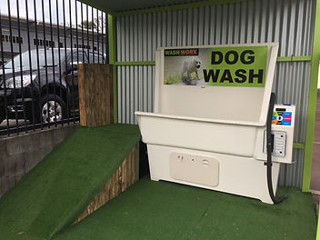 dog wash Redcliffe
