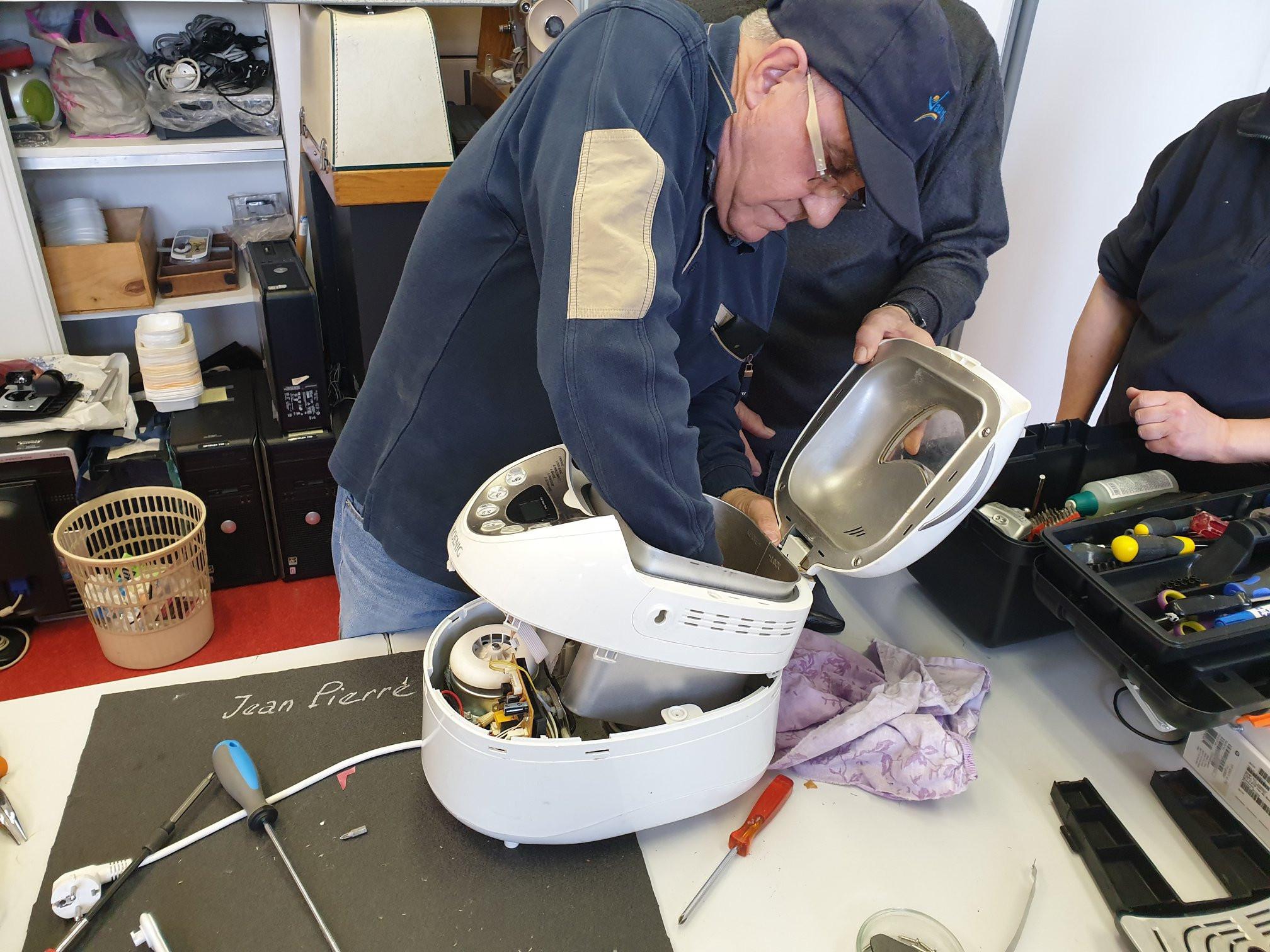 Atelier petit électro-ménager