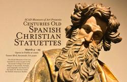 Spanish Christian Statuettes