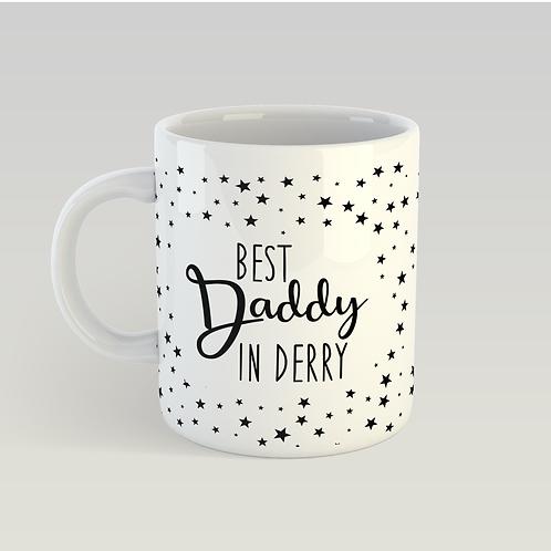 Best Daddy In Derry Mug