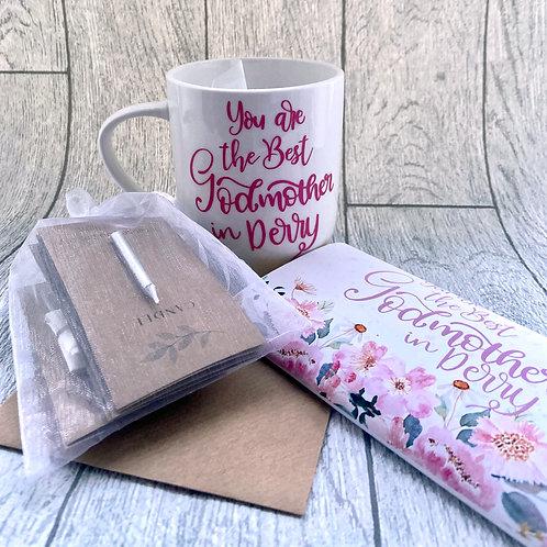 Godmother Gift Mug Hamper Set