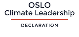 Oslo Climate Leadership Declaration logo