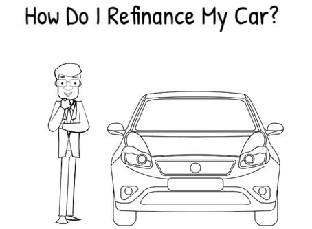 How do I refinance my car?