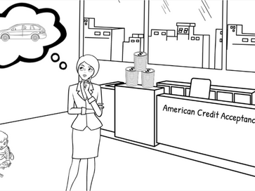 How to refinance my American Credit Acceptance auto loan?