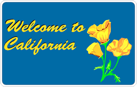 California out-of-state registration