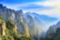 Huangshan (Yellow Mountains), a mountain