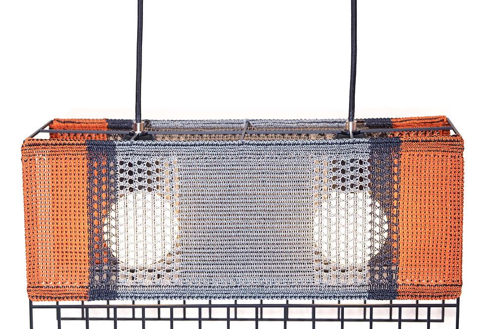מלבן שתי נורות צד פתוח - יסודות