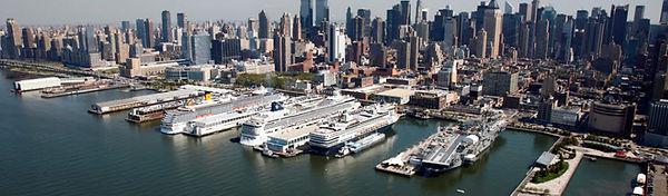 NY Cruise Pier