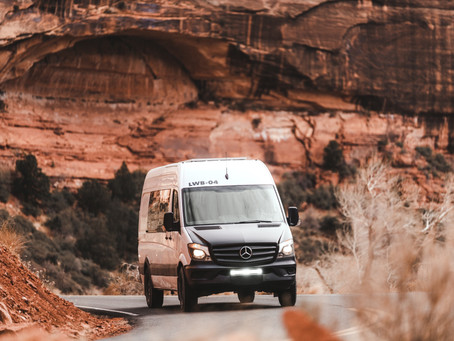 #VanLife: What it's Like to Live on the Road During a Global Pandemic