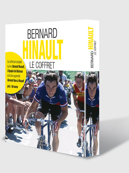 Bernard Hinault - Le coffret