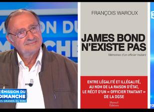 François Waroux invité sur France 3