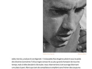 """""""Une passionnante analyse sportive, mécanique, psychologique, esthétique de l'Ogre de Tervu"""