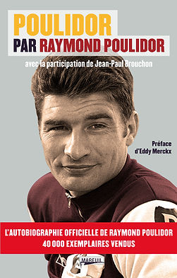 Poupou, Raymond Poulidor, Mareuil éditions