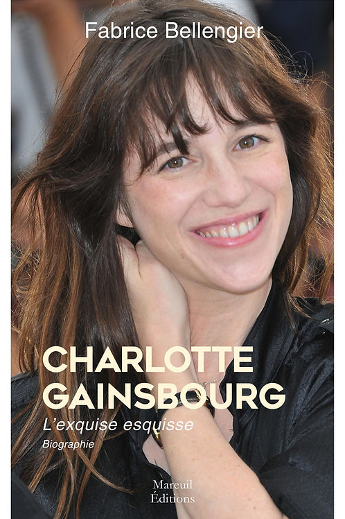 Charlotte Gainsbourg l'exquise esquisse