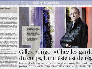 Gilles Furigo dans Le Figaro le vendredi 4 mai