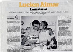 Lucien Aimar, le mal aimé.