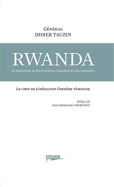 Didier Tauzin, Rwanda, Mareuil éditions