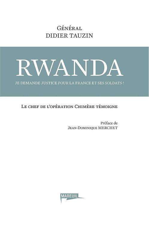 Rwanda, je demande justice
