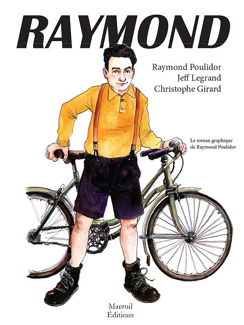 Raymond (Bande dessinée)