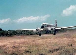 Aventures aéronautiques dans les Caraïbes