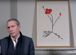 Jean-Michel Fauvergue en interview à la libraire Mollat, à Bordeaux