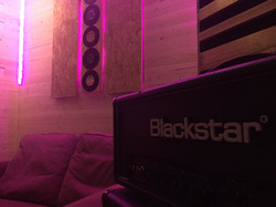 Blackstar Control Room