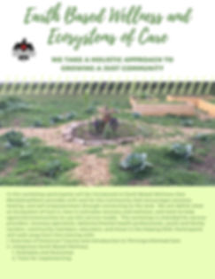 Earth Based Wellness and Ecosystems of C