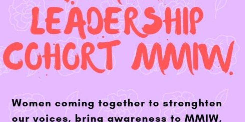 Women's Leadership Cohort-MMIW Gathering