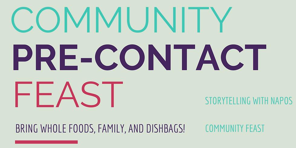 Pre-Contact Community Feast