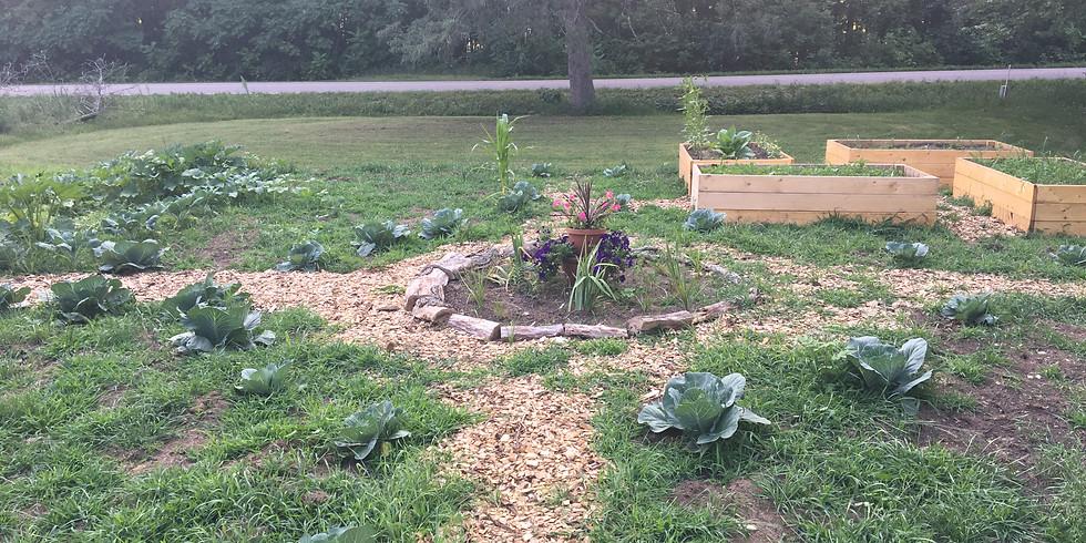 Garden Work Day