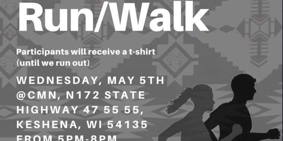 MMIW Awareness Day 5K Run/Walk