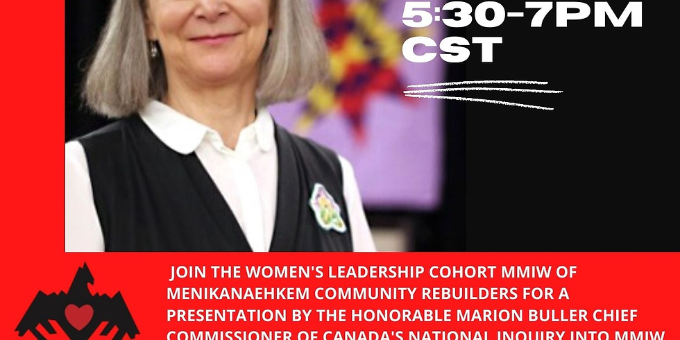 Making Safety a Reality: Building on the work of the National Inquiry into MMIWG (1)