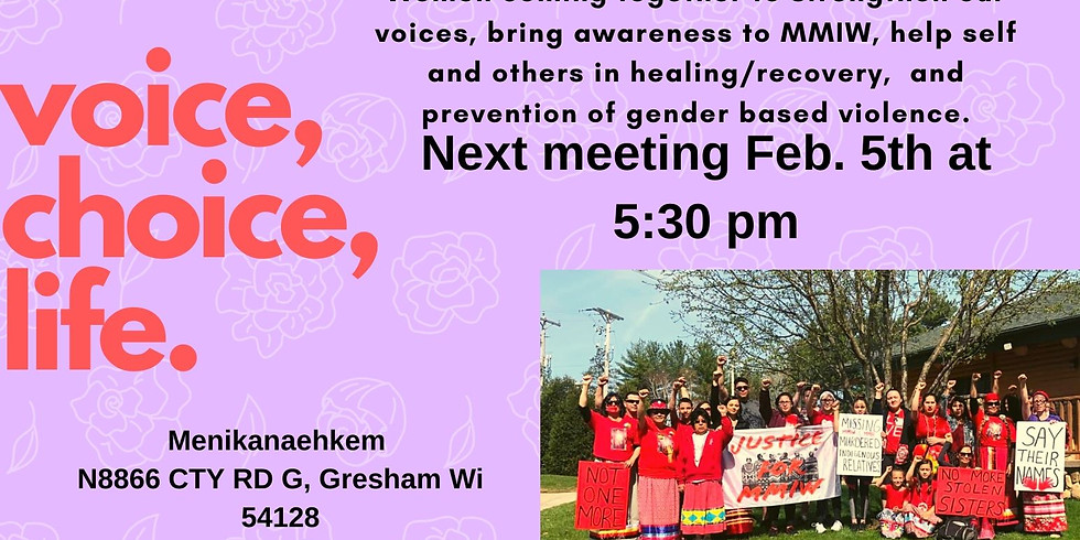 Women's Leadership Cohort Meeting