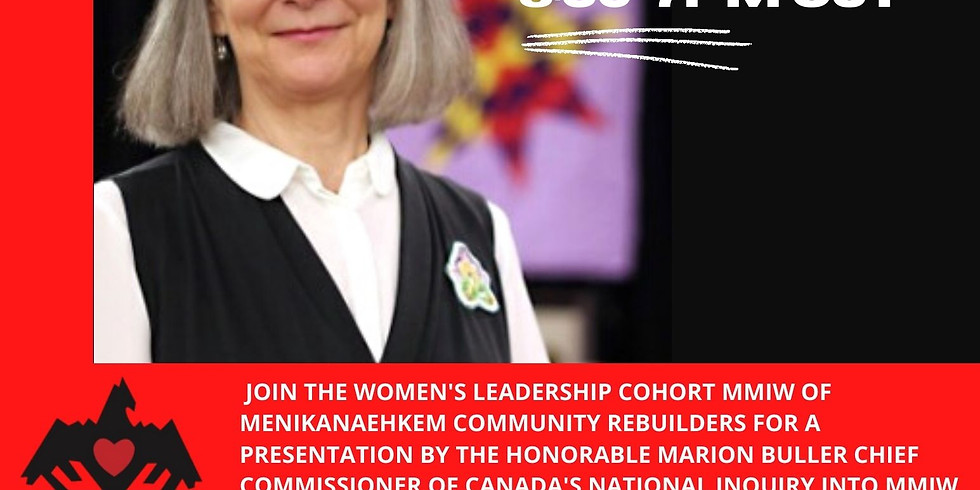 Making Safety a Reality: Building on the work of the National Inquiry into MMIWG
