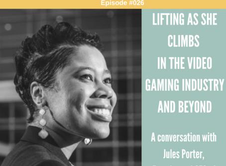 Jules Porter on the Social Change Leaders Podcast!