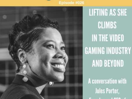 Jules Porter on the Social Change Leaders Podcast!