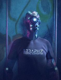 Seraph 7 Studios Original Supporter Merchandise