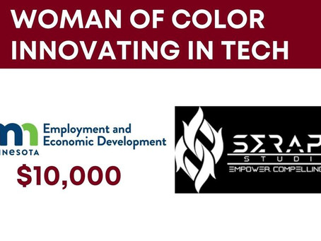 Jules Named 2020 Minnesota Woman of Color Innovating In Technology
