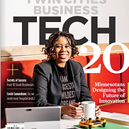 Twin Cities Business 202102 Jules cover.