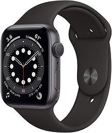 Apple Watch Black Série 5 Pulseira 44M